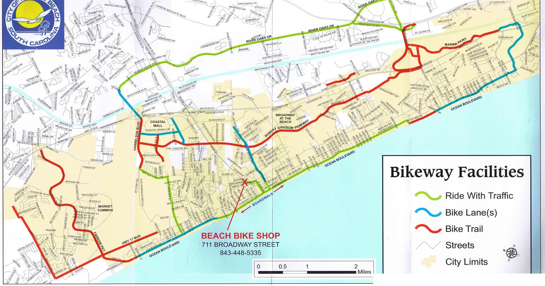 Trails Beach Bike